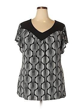 Marianna Short Sleeve Top Size 2X (Plus)