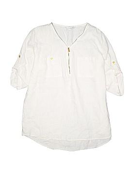 Company Ellen Tracy Short Sleeve Blouse Size XXL