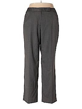 Jones New York Signature Dress Pants Size 18 W (Plus)