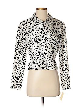 Dana Buchman Silk Cardigan Size 4