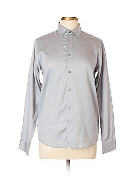 Calvin Klein Long Sleeve Button-Down Shirt Size 18 (Plus)