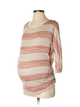 Loved by Heidi Klum 3/4 Sleeve Top Size S (Maternity)
