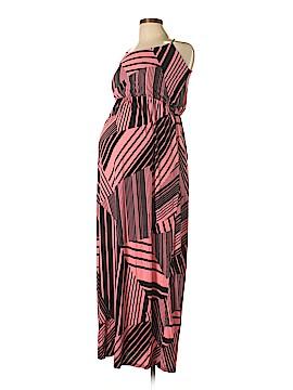 Pink Blush Casual Dress Size L (Maternity)