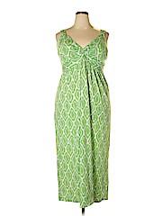 Faded Glory Women Casual Dress Size 2X (Plus)
