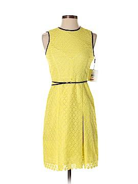 Calvin Klein Casual Dress Size 2 (Petite)