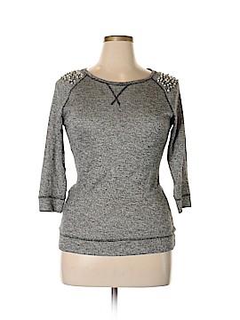INC International Concepts Sweatshirt Size L