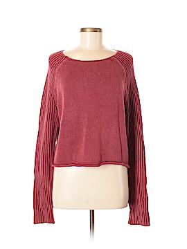 FRAME Denim Pullover Sweater Size M