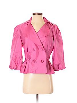 ECI Silk Blazer Size 4
