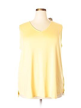 J.jill Sleeveless T-Shirt Size 3X (Plus)