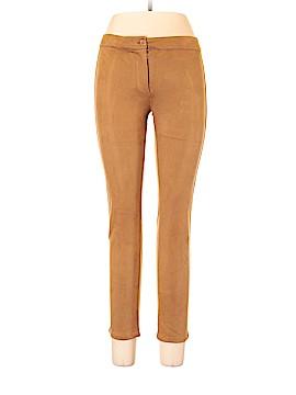 Fabrizio Gianni Faux Leather Pants Size 6