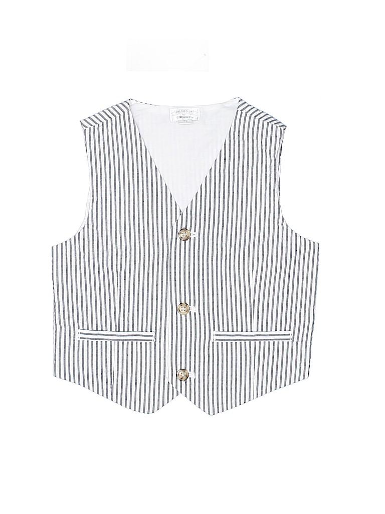 Gymboree Boys Tuxedo Vest Size 3T