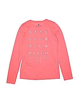 Abercrombie Long Sleeve T-Shirt Size 13 - 14