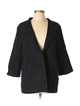 Eileen Fisher Wool Blazer Size L