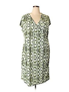 Jones New York Signature Casual Dress Size 3X (Plus)