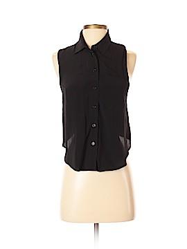 Bardot Short Sleeve Blouse Size 4