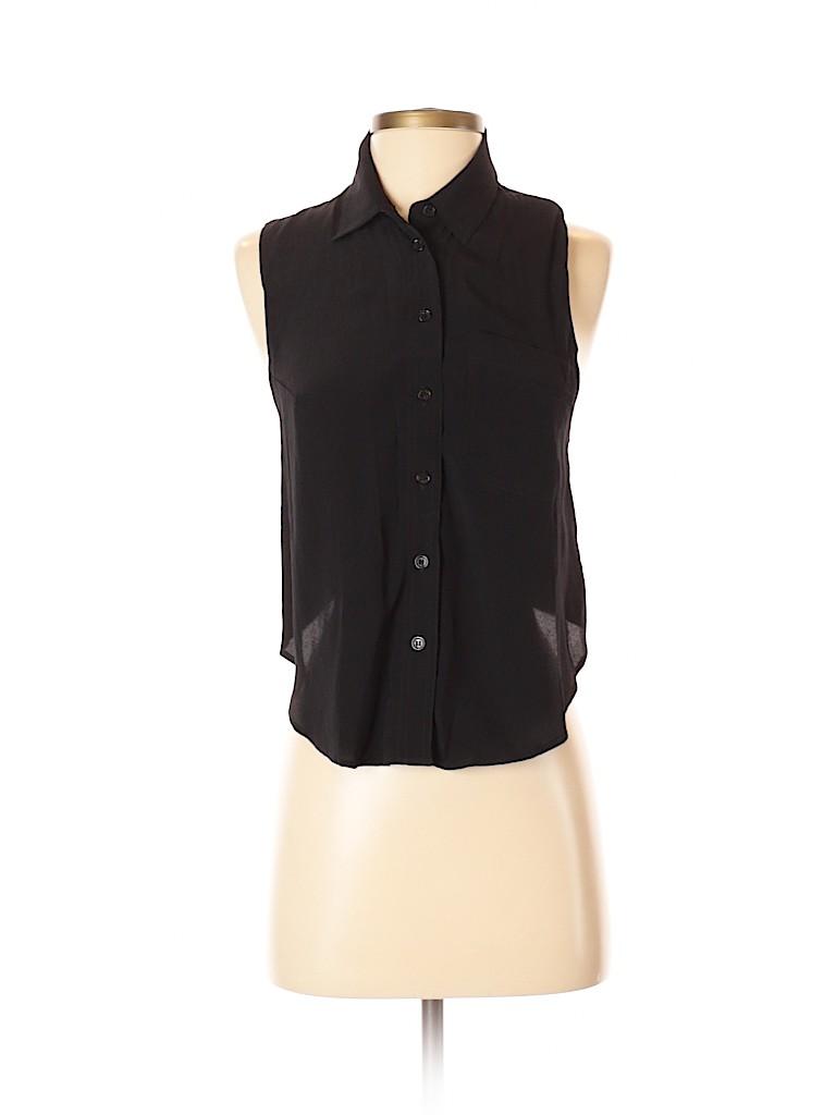 Bardot Women Short Sleeve Blouse Size 4