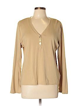 Ralph Lauren Long Sleeve Henley Size XL