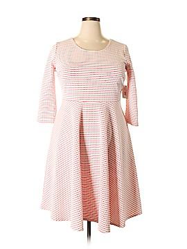 No Boundaries Casual Dress Size 1X (Plus)