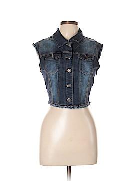New Look Denim Vest Size XL