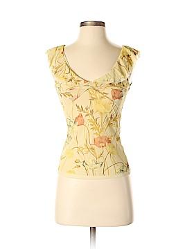 Odille Short Sleeve Blouse Size M
