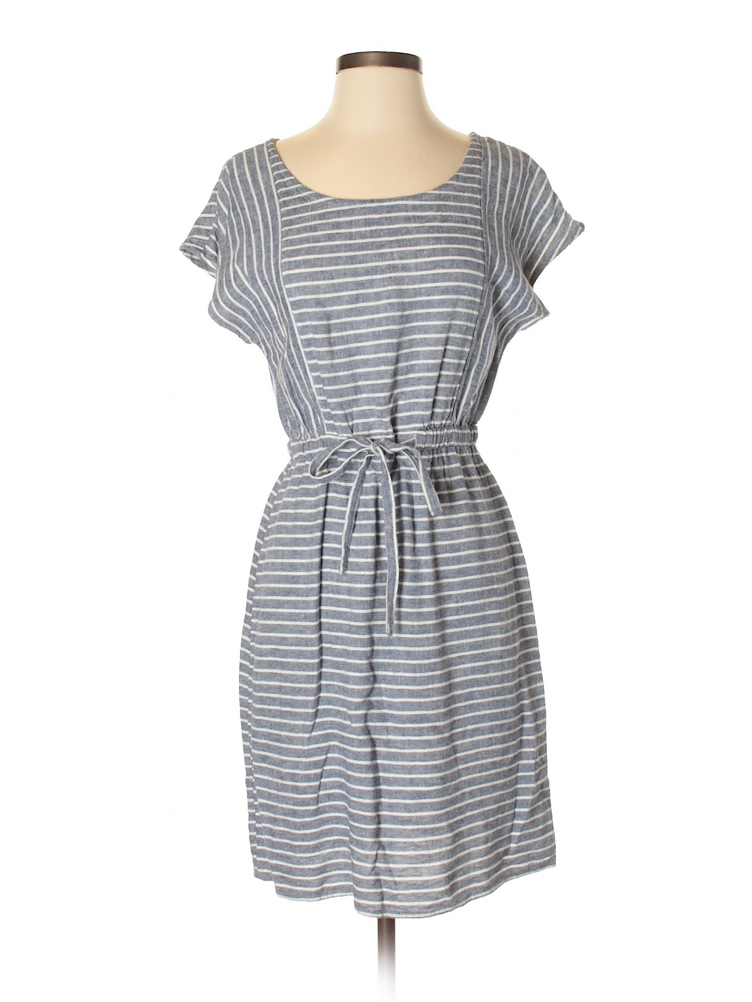 Boutique Casual Old winter Navy Dress aRranqtx