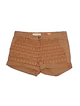 Pilcro and The Letterpress Khaki Shorts 29 Waist