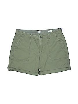Gap Khaki Shorts Size 14 (Tall)