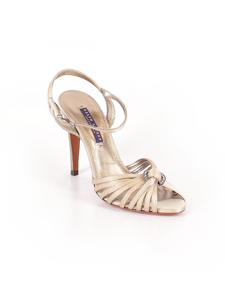 Ralph Lauren Collection Women Heels Size 8