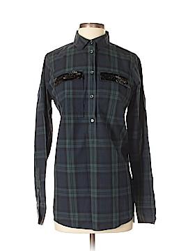 J. Crew Long Sleeve Button-Down Shirt Size 4 (Tall)