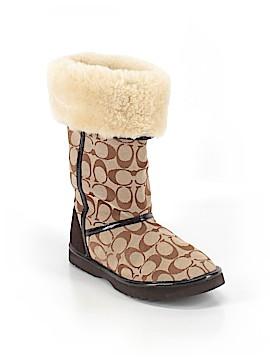 Coach Boots Size 7