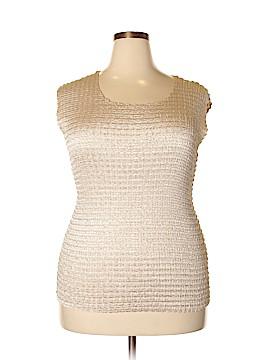 Nicola Short Sleeve Top Size 3X (Plus)