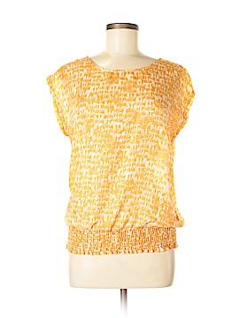 Banana Republic Factory Store Short Sleeve Blouse Size M