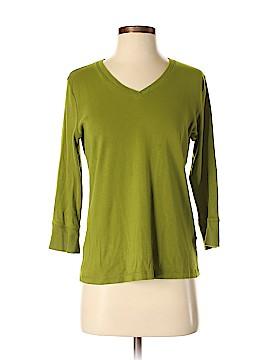 Jones New York Sport 3/4 Sleeve T-Shirt Size M