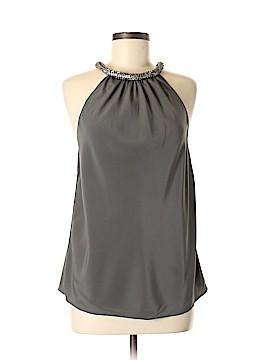 Ramy Brook Sleeveless Silk Top Size M