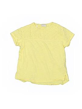 Zara Kids Short Sleeve Blouse Size 5