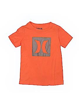 Hurley Short Sleeve T-Shirt Size 6