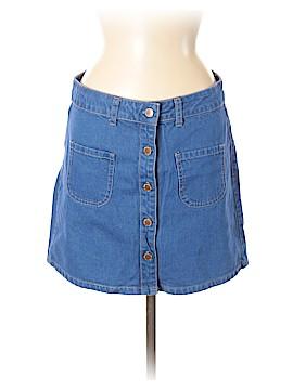 Fashion Union Denim Skirt Size 6