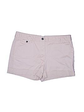 Zara Basic Khaki Shorts Size XL
