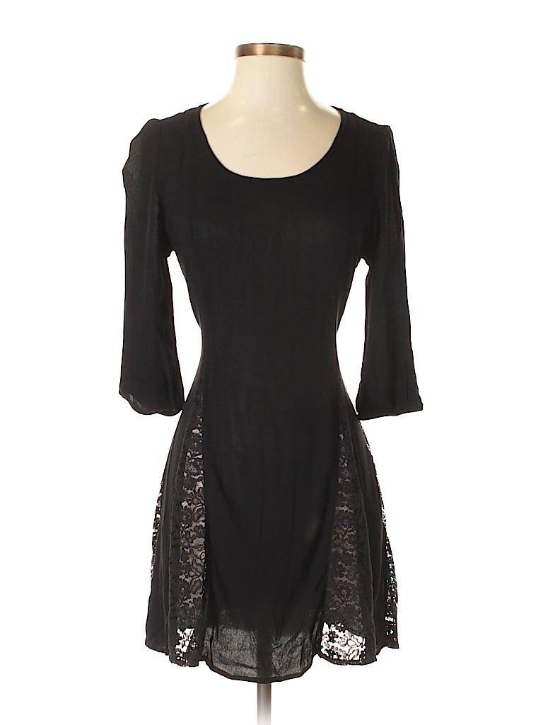 Chloe K Women Casual Dress Size S