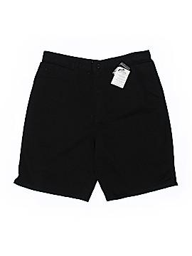 Forenza Khaki Shorts Size 18 (Plus)