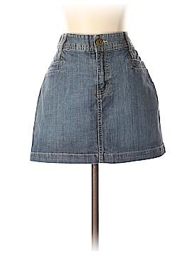 H&M Denim Skirt Size 8