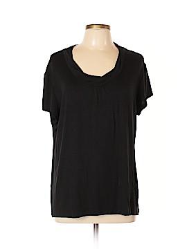 Christopher & Banks Short Sleeve T-Shirt Size XL