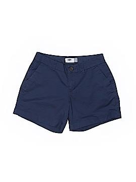 Old Navy Khaki Shorts Size 0