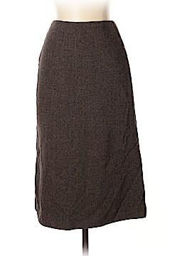 Calvin Klein Collection Wool Skirt Size 4