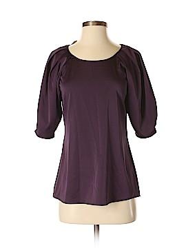 Ann Taylor Short Sleeve Blouse Size 0