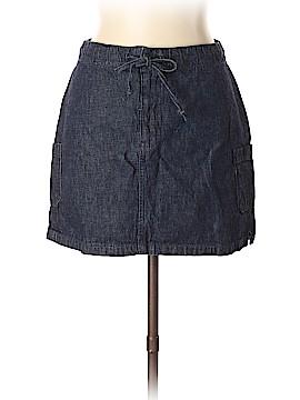 CALVIN KLEIN JEANS Denim Skirt Size 6
