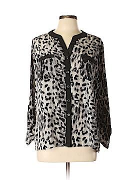 Elementz Long Sleeve Blouse Size L
