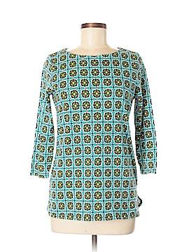 Liz Claiborne 3/4 Sleeve T-Shirt Size M
