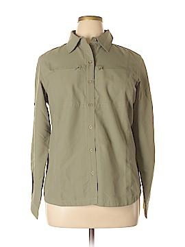 Kathmandu Long Sleeve Blouse Size 16