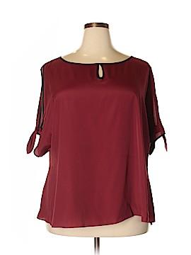 Cato Short Sleeve Blouse Size 22 - 24 (Plus)